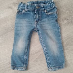 Carter's 12 months sandblasted jeans boys